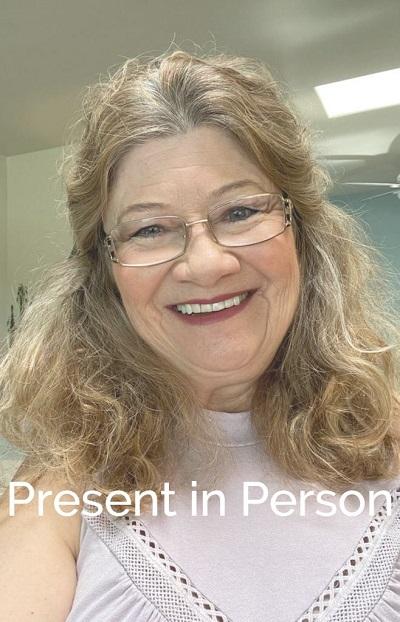[Video] Present in Person